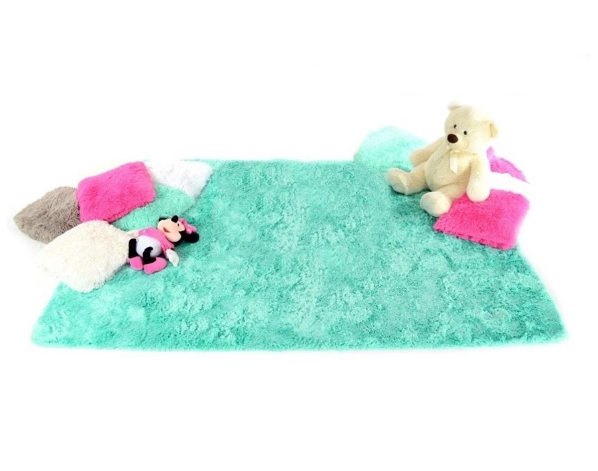 Gyerek plüss szőnyeg - mint