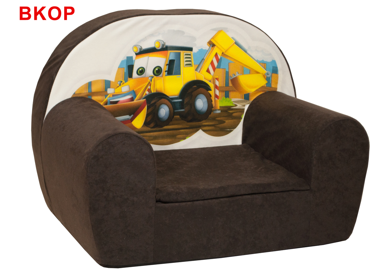 Gyerekfotel - kotrógép
