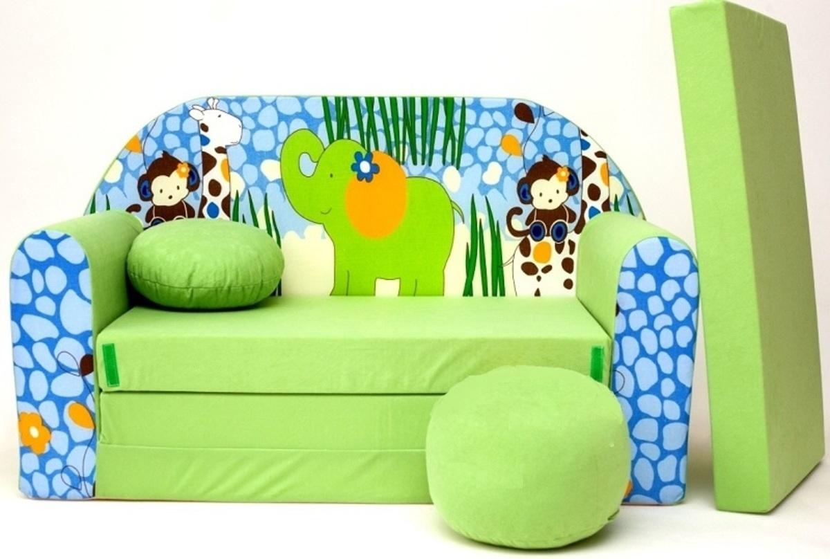 Gyerek kanapé - Jungle