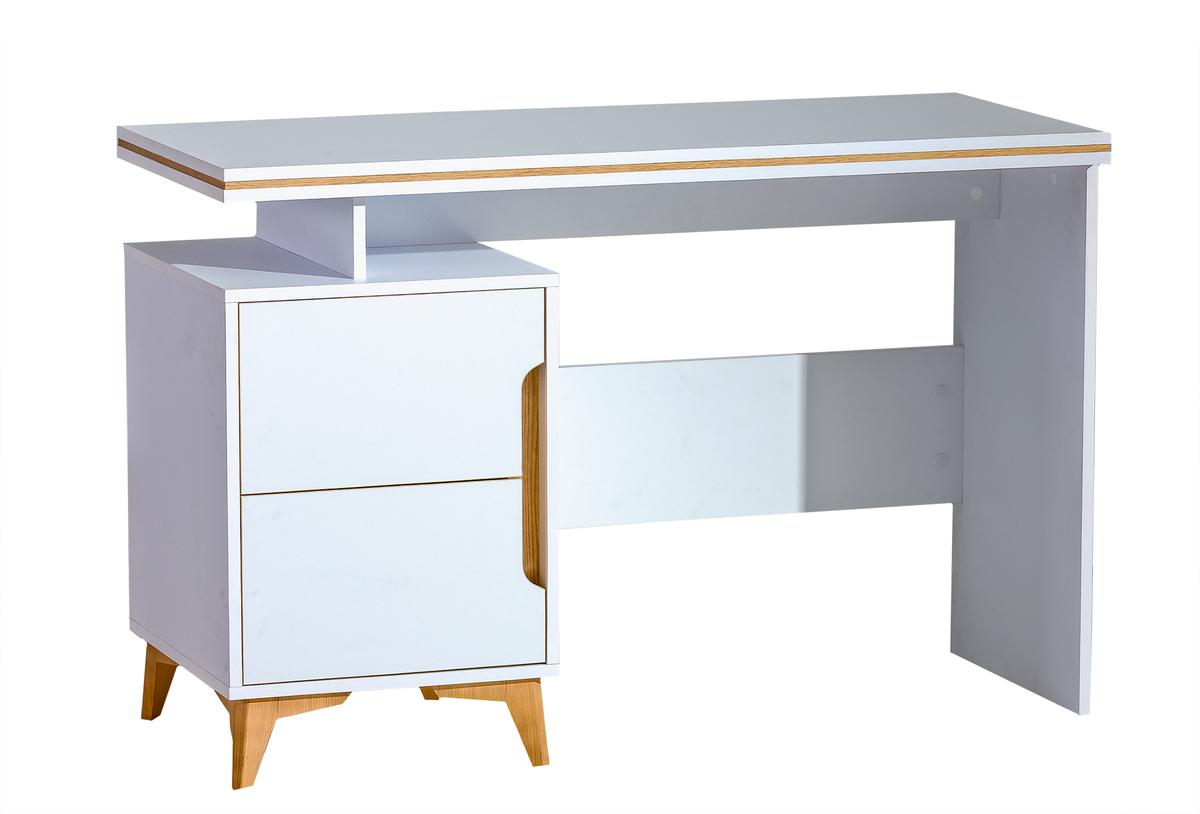 írás asztal Grappa - fehér