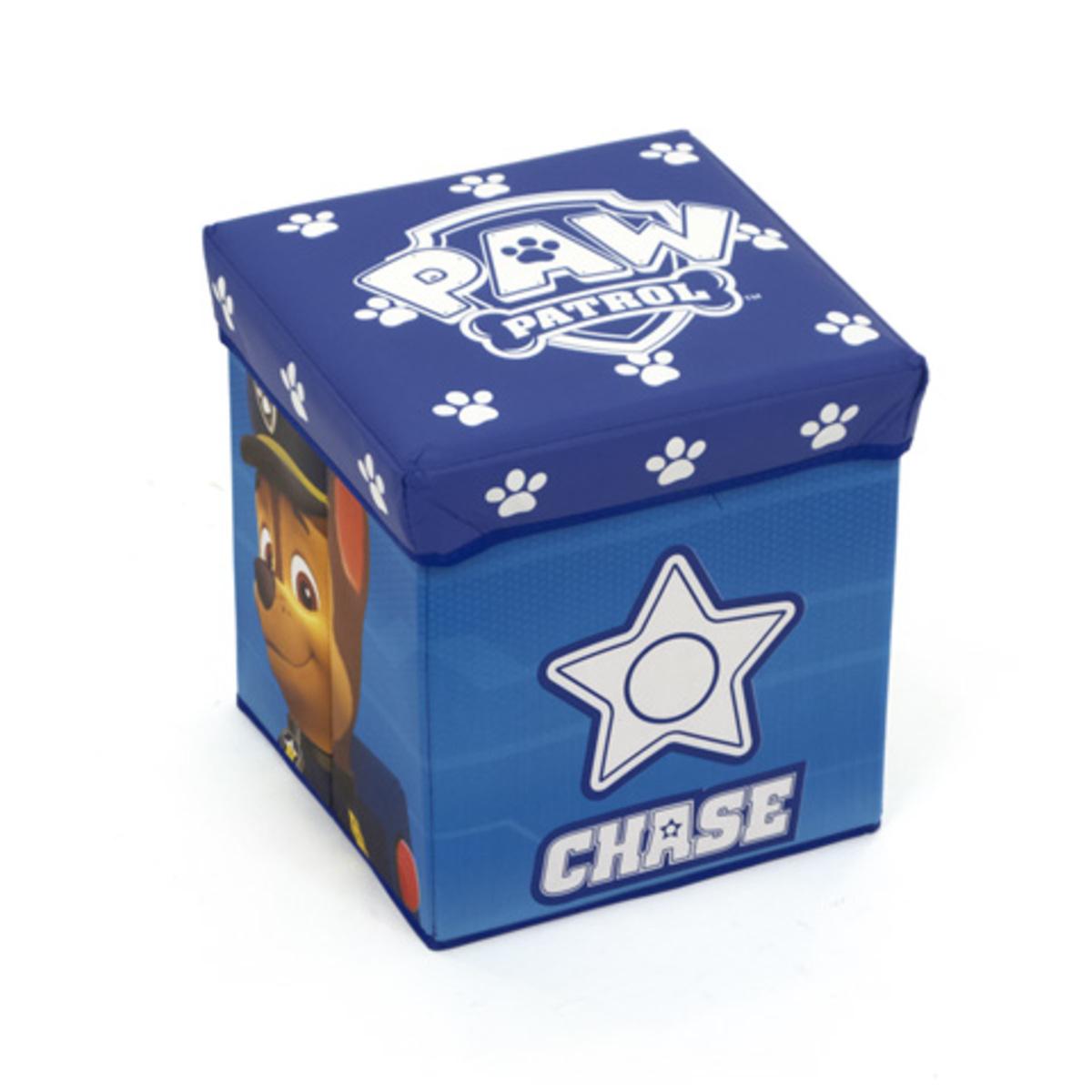 Childrens puff  tárolás hely Tlapková járőr Chase
