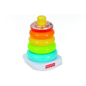 Fisher Price gyűrű piramis, Fisher Price