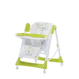 CHIPOLINO etetőszék Comfort Plus - Baby Blue, CHIPOLINO LTD.