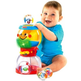 Fisher Price Roll-a-Rounds malom labdákkal, Fisher Price