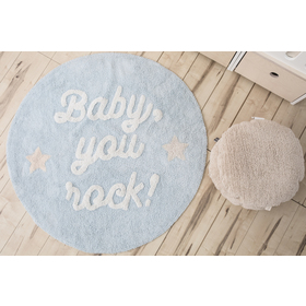 Childrens szőnyeg Baby, you rock!, Kidsconcept