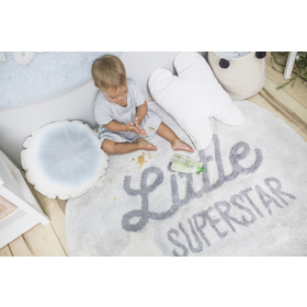 Childrens szőnyeg Little Superstar, Kidsconcept