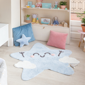 Childrens szőnyeg Happy Star, Kidsconcept